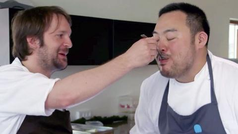 The Mind of a Chef -- S1 Ep6: The Mind of a Chef, Episode 6: Rene (Excerpt)
