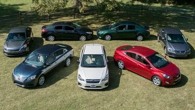 Compact Sedan Challenge & 2013 Chevrolet Sonic RS
