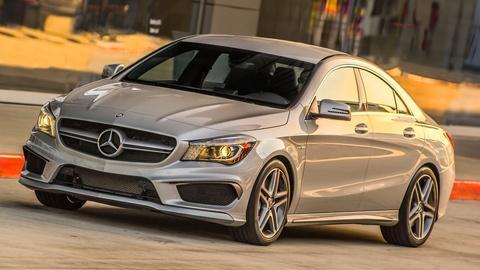 MotorWeek -- 2014 Mercedes-Benz CLA 45 & 2014 Acura RLX Sport Hybrid