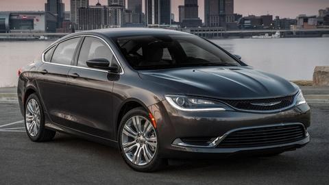 2015 Chrysler 200 & 2015 GM Full-Size SUVs