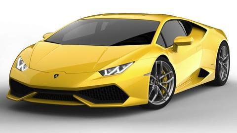 2015 Lamborghini Huracán LP 610-4 & 2014 Nissan NV200 Taxi
