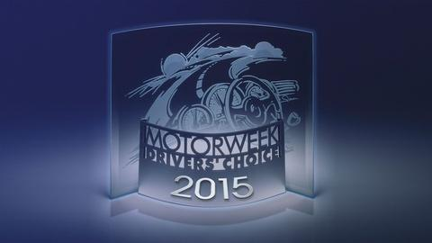 2015 MotorWeek Drivers' Choice Awards