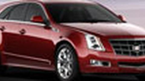 MotorWeek -- 2010 Cadillac CTS Sport Wagon