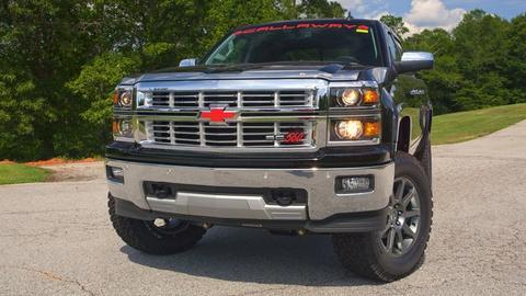MotorWeek -- S34 Ep51: Callaway Rocky Ridge Special Edition Pick Up & 201