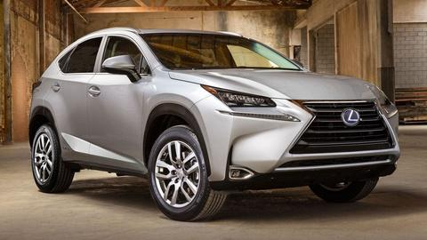 2015 Lexus NX 300h & 2016 Bentley Mulsanne Speed