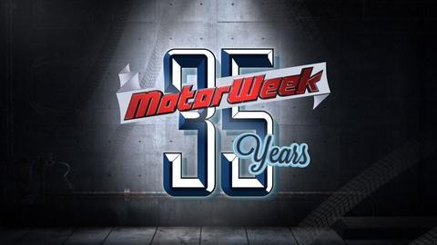 MotorWeek -- S35 Ep5: MotorWeek 35th Anniversary Episode