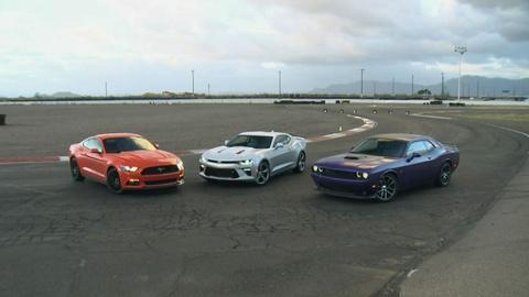 MotorWeek -- S35 Ep27: Performace Car Challenge Part I & II