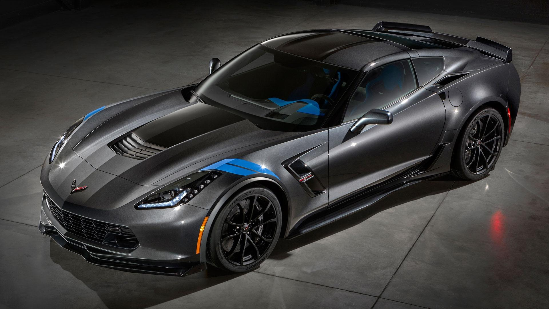 2017 Chevrolet Corvette Grand Sport 2016 Mini Cooper