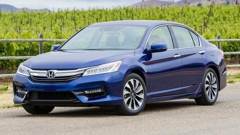 MotorWeek -- 2017 Honda Accord Hybrid & Mid-Size SUV Challenge
