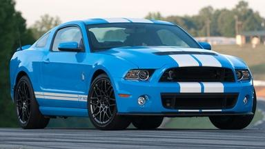2013 Ford Shelby GT500 & 2012 BMW 6 Series