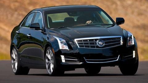 MotorWeek -- 2013 Cadillac ATS & 2013 Subaru BRZ