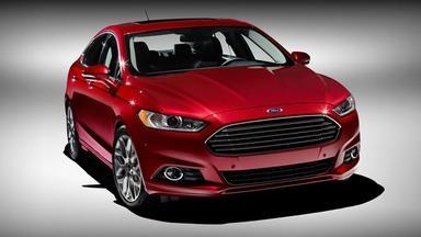 2013 Ford Fusion & 2012 CODA