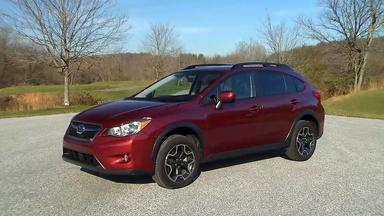 2013 Subaru XV Crosstrek & 2013 Honda Accord