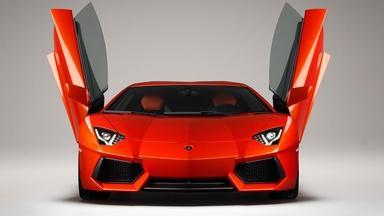 2012 Lamborghini Aventador LP 700-4 & 2013 Toyota RAV4