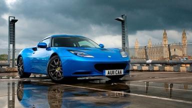 2013 Lotus Evora S IPS & 2013 Audi allroad