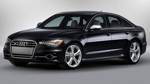 S32 E39: 2013 Audi S6 & 2013 BMW M5