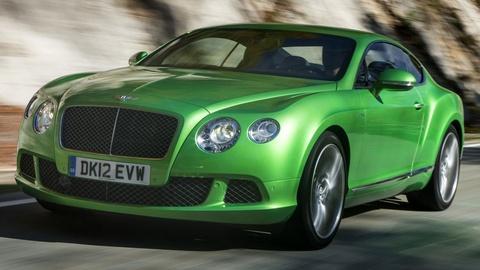 S32 E40: 2013 Bentley Continental GT Speed & 2013 Toyota Avalon Hybri