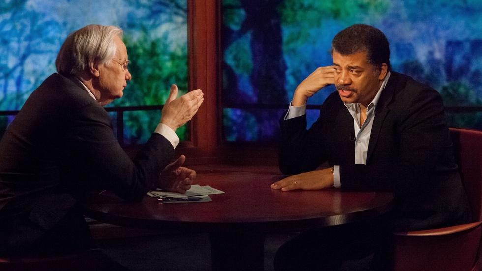 Neil deGrasse Tyson on Science, Religion and the Universe image