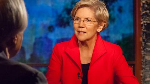 S3 E35: Elizabeth Warren on Fighting Back Against Wall St. Giants