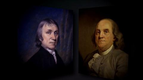 The Mystery of Matter --  Joseph Priestley | A Momentous Encounter