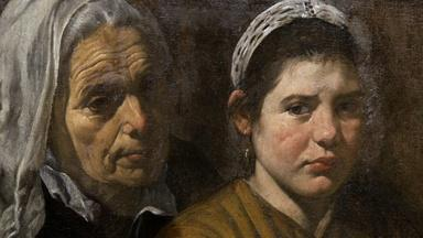 National Gallery: Christ in the House of Martha