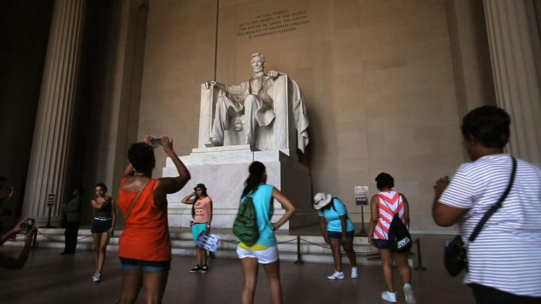 The National Mall – America's Front Yard: The Lincoln Memorial