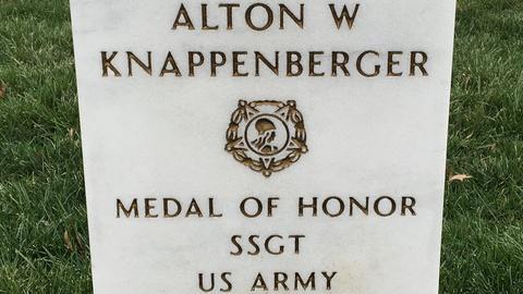 National Memorial Day Concert -- 2016: Arlington WWII Hero
