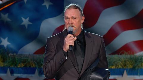 "National Memorial Day Concert -- S2016 Ep1: Trace Adkins Performs ""Arlington"" at the 2016 Con"