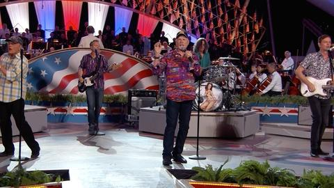 """National Memorial Day Concert -- The Beach Boys Perform """"Surfin' USA"""" at the 2016 Concert"""