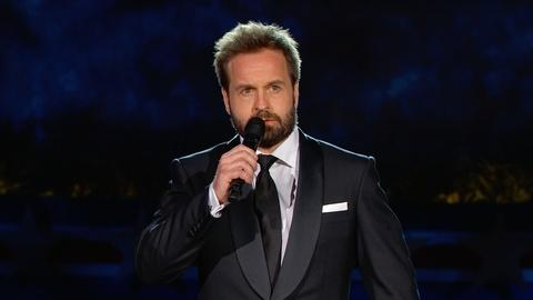"National Memorial Day Concert -- Alfie Boe Performs ""Forever Young"" at the 2016 Concert"
