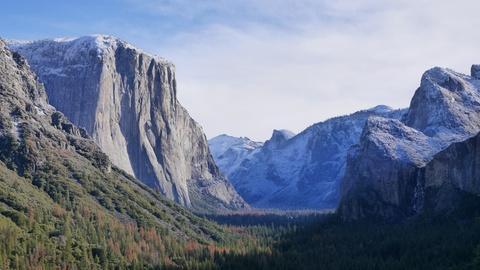 Nature -- Yosemite