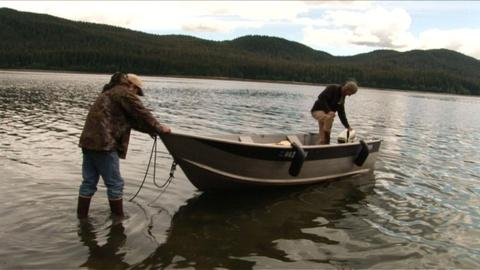 Nature -- S30 Ep6: Getting the Boat Out