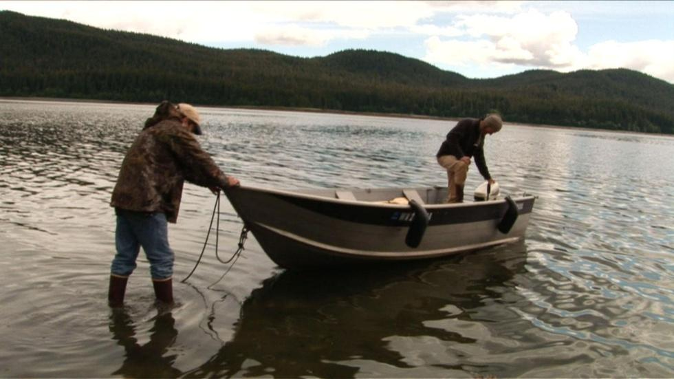 Getting the Boat Out image