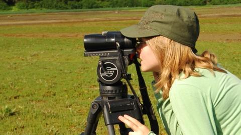 Nature -- Audio Slideshow: A Young Nature Photographer