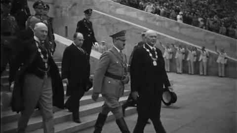 The Nazi Games - Berlin 1936 -- Berlin 1936   The Summer Games