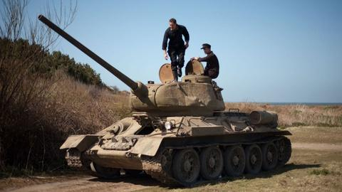 Nazi Mega Weapons -- Next on Episode 4 | Super Tanks