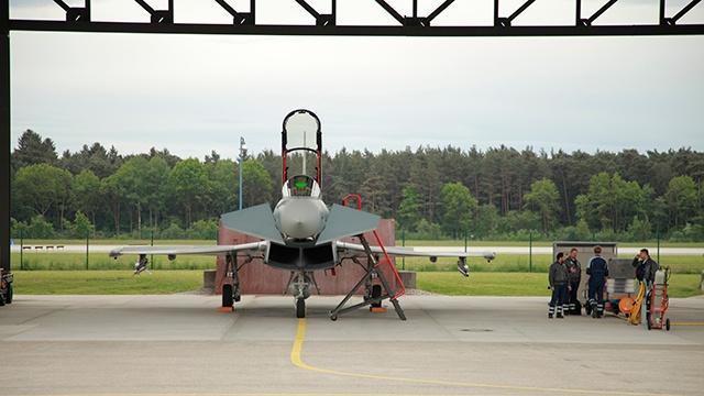 Jet Fighter Me262