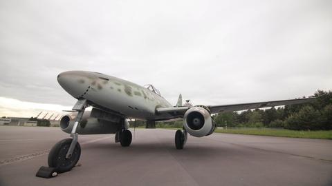 Nazi Mega Weapons -- Next on Episode 5 | Jet Fighter Me262