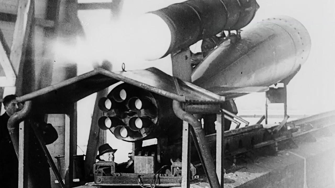 Hitler's Vengeance Missile