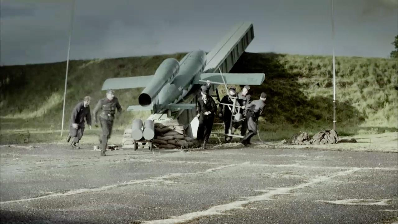 The V1: Hitler's Vengeance Missile