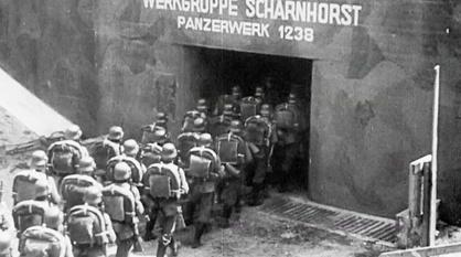 Nazi Mega Weapons -- Scenes from Season 2 – The Siegfried Line