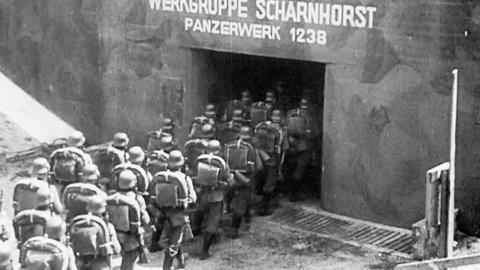 Nazi Mega Weapons -- S2 Ep5: Scenes from The Siegfried Line