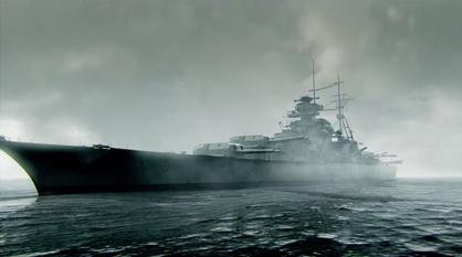 Nazi Mega Weapons -- Scenes from Season 2 - Hitler's Megaships