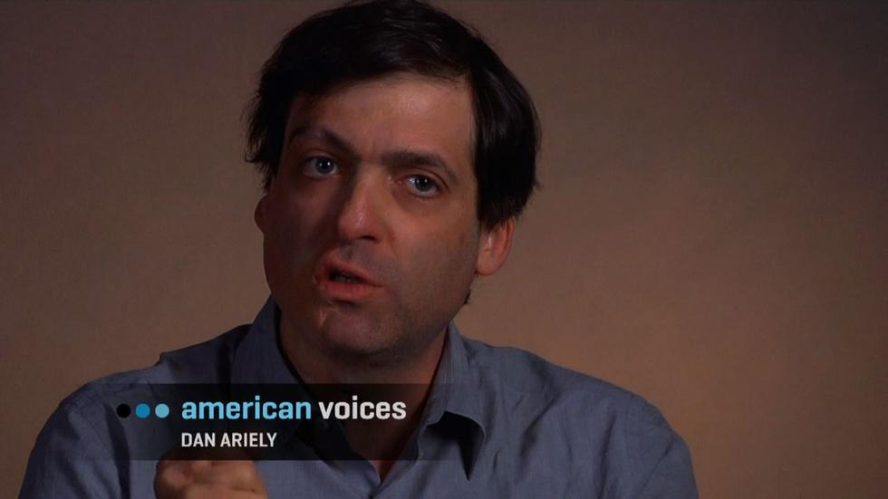 American Voices: Dan Ariely image