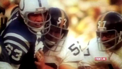 PBS NewsHour -- how head injuries have delivered a blow to pro-football