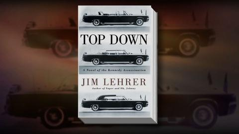 PBS NewsHour -- Haunting 'what-if' in novel on the JFK assassination