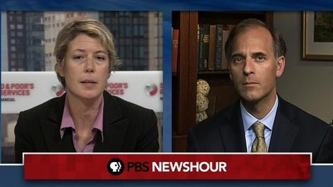 PBS NewsHour -- Analysts warn uncertainty from shutdown may spook consumers