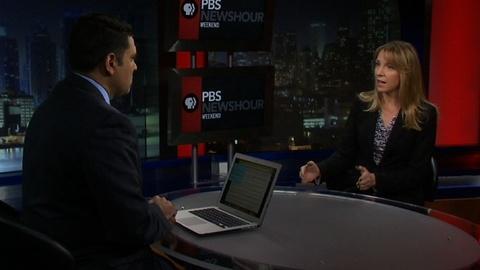 PBS NewsHour -- J.P. Morgan's $13 billion penalty