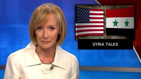 PBS NewsHour -- News Wrap: Opposition forces demand Assad out of government