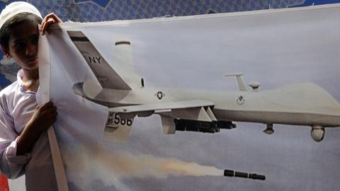 PBS NewsHour -- Is U.S. transparent enough about civilian deaths from drone?